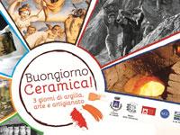 Buongiorno ceramica! 3-4-5 giugno 2016 - Il lungo weekend della ceramica italiana