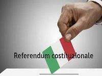 Referendum Costituzionale del 29 Marzo 2020 - Manifesto Convocazione Comizi Elettorali