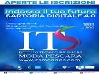 Bando gratuito  ITS Sistema Moda Pescara